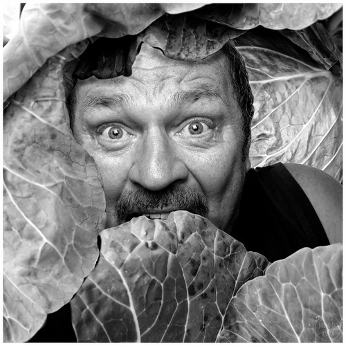 of cabbages and kings | self portrait 29/52 | by John FotoHouse