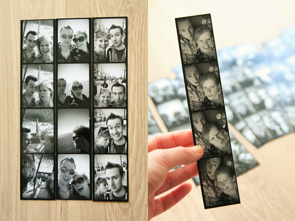Journal of Curious Things: The Photobooth Project