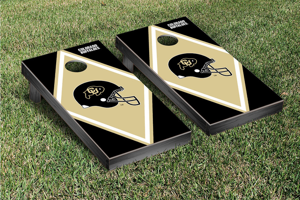 Colorado Buffaloes Diamond Version