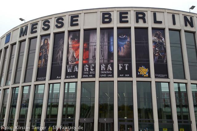 Comic Con Berlin 2016 - Cosplay und Impressionen