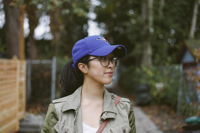 Blue Jays women's baseball hat