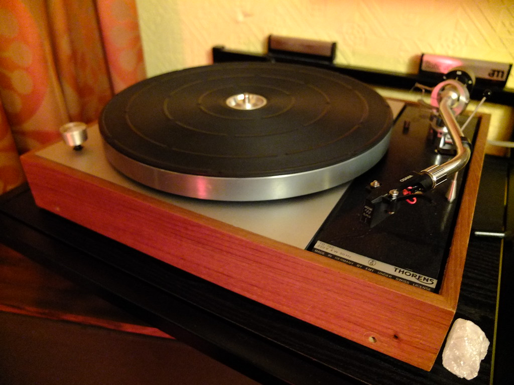 Thorens TD-150 (page 1) - Other Turntables - Lenco Heaven Turntable