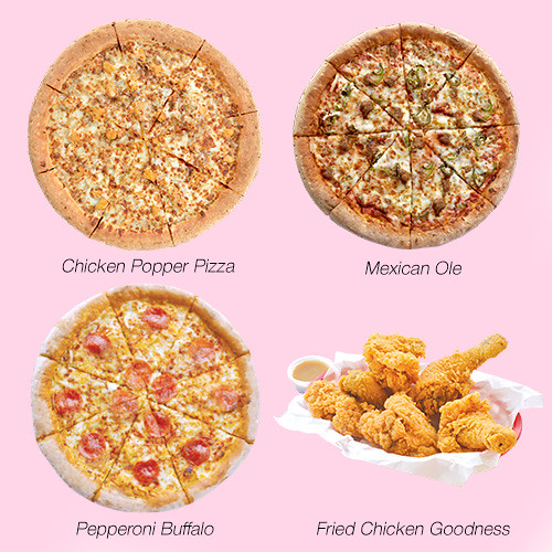Patty Villegas - Papa John's Pizza - Branches - Pizza and Pasta - new pizza prods