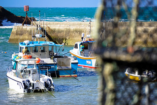 Port Issac | by the.gray.scale
