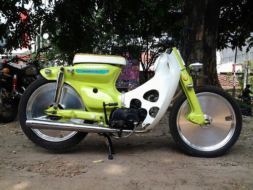 Honda C70,street Cub,surat