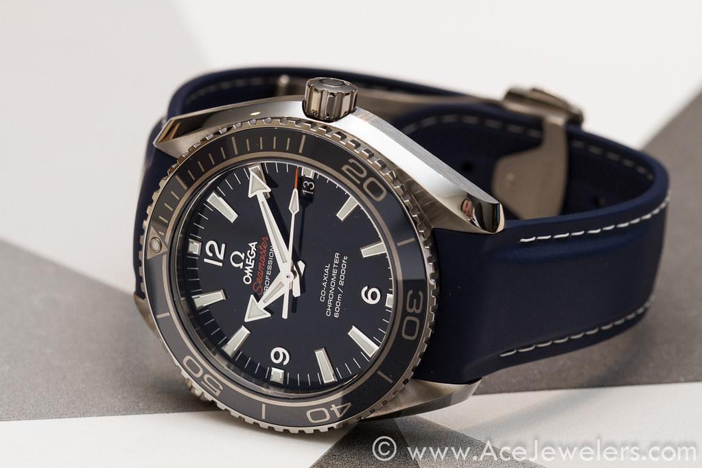 Omega Seamaster Planet Ocean 42mm