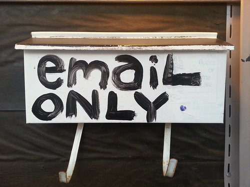 email only | by Samuel Huron