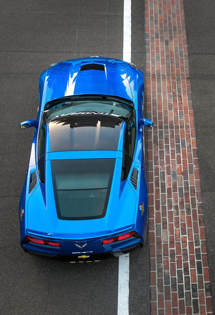 2014 Corvette Stingray Pace Car Chevrolet Announces Thursd Flickr