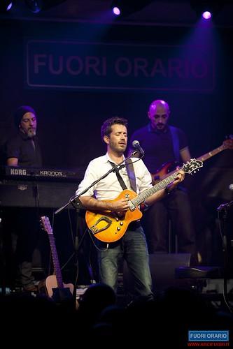 12/10/2013 Daniele Silvestri al Fuori Orario