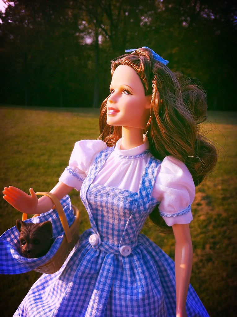 Judy Garland As Dorothy Barbie Doll Quot Toto I Have A