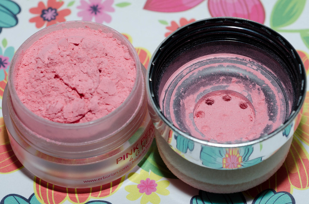 pp-румяна Erborian PP Pink Perfect Blush отзыв