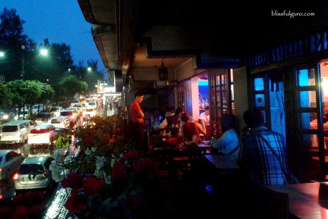 Baguio City 108 Session Road Cafe