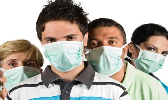 Apakah paru paru basah menular