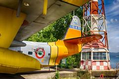 MM50179 15-5 - 68 - Italian Air Force - Grumman HU-16A Albatross - Italian Air Force Museum Vigna di Valle, Italy - 160614 - Steven Gray - IMG_9828_HDR