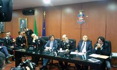 Operazione frontiera conferenza stampa