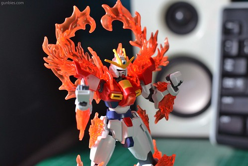HG 1/144 Try Burning Gundam | by richmond.ko