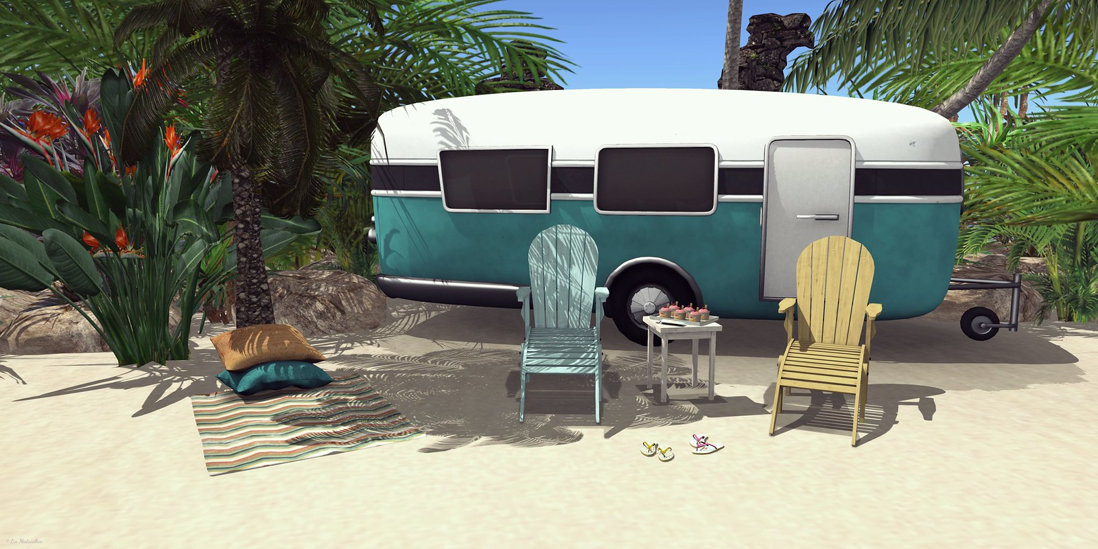 Beach & Outdoor Decor Therapy # 365