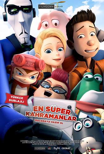 En Süper Kahramanlar - Bling (2016)