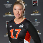 Samantha Sonnenberg, WolfPack Women's Volleyball