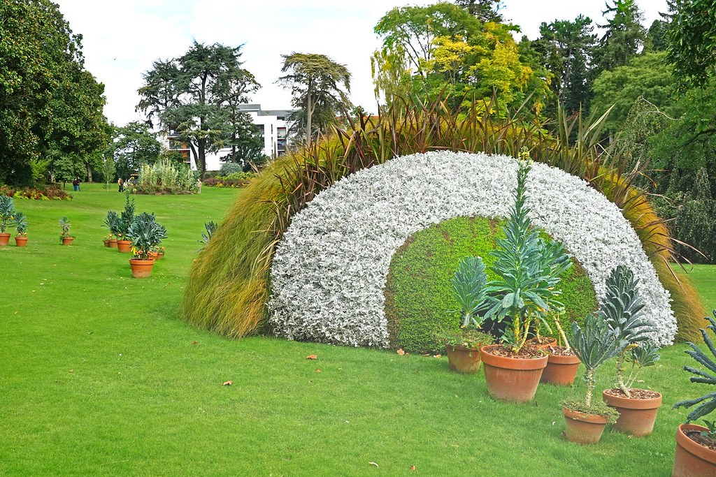 L\'Oeilazieu de C. Ponti (Jardin des plantes, Nantes) | Flickr