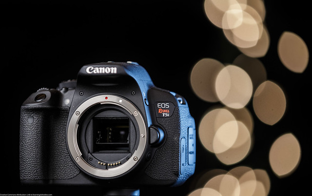 how to use canon 700d