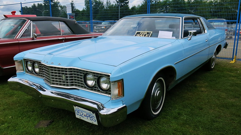 5 500 Ford 1971 Ford Galaxie 500