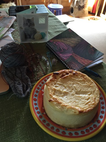 tante Clara's cheesecake