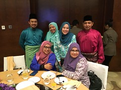 MYC Raya Open House @ Grand Hyatt, KL