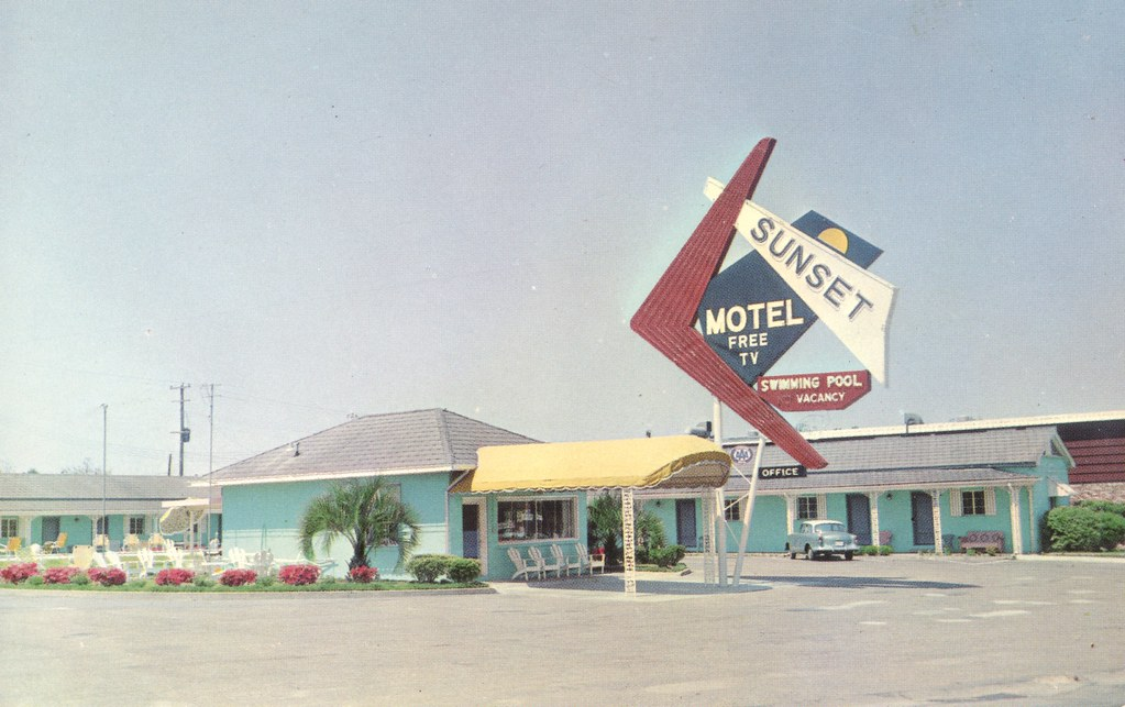 Sunset Motel - Columbus, Georgia