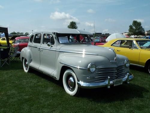 Plymouth 4 doors sedan special deluxe 1947 alain for 1947 plymouth 4 door