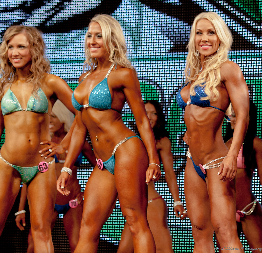 Bodybuilding Physique & Bikinis | 5-4-13 | William Bigelis