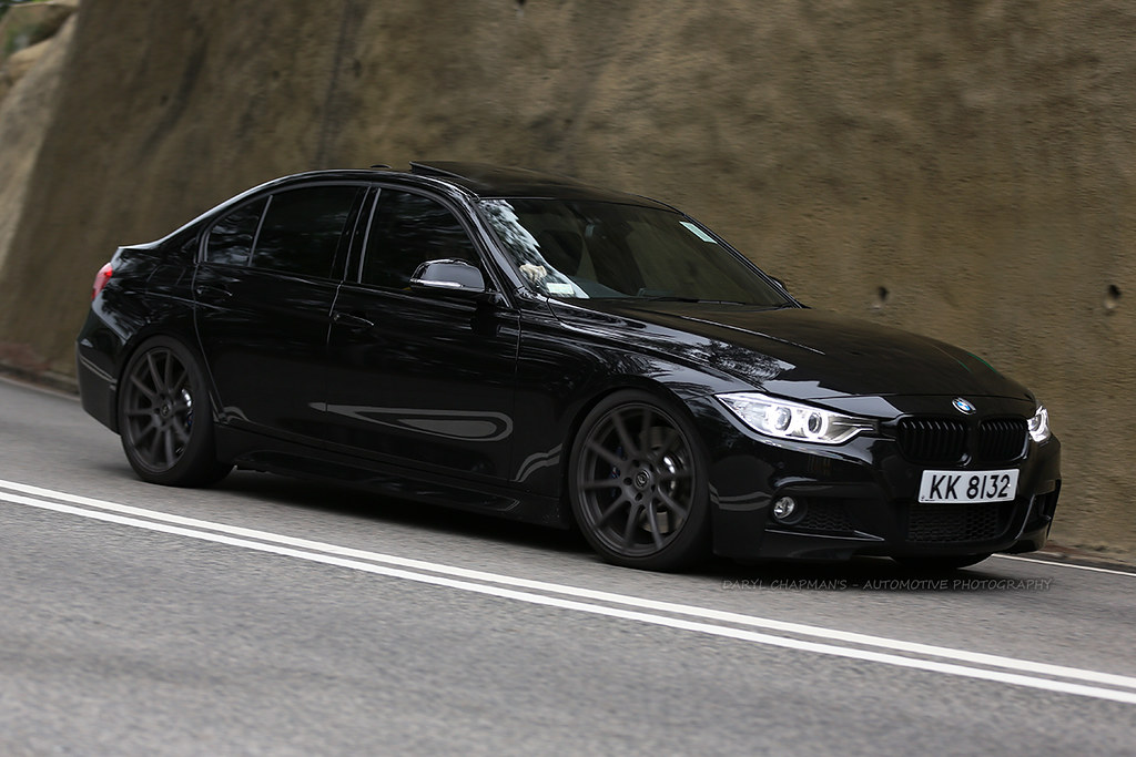 BMW, F30, 328i, M Sport, Shek O, Hong Kong | Black is ...