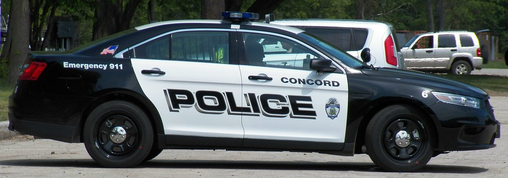 Black Ford Explorer >> Concord NH Police new vehicle scheme | Concord NH Police | Brian Blackden | Flickr