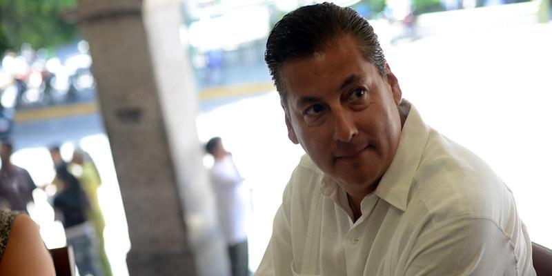 """En un mensaje en redes sociales, afirmó: """"Es falso que @Javier_Duarte haya presentado un amparo ante los tribunales que integran el Poder Judicial de la Federación""""."""