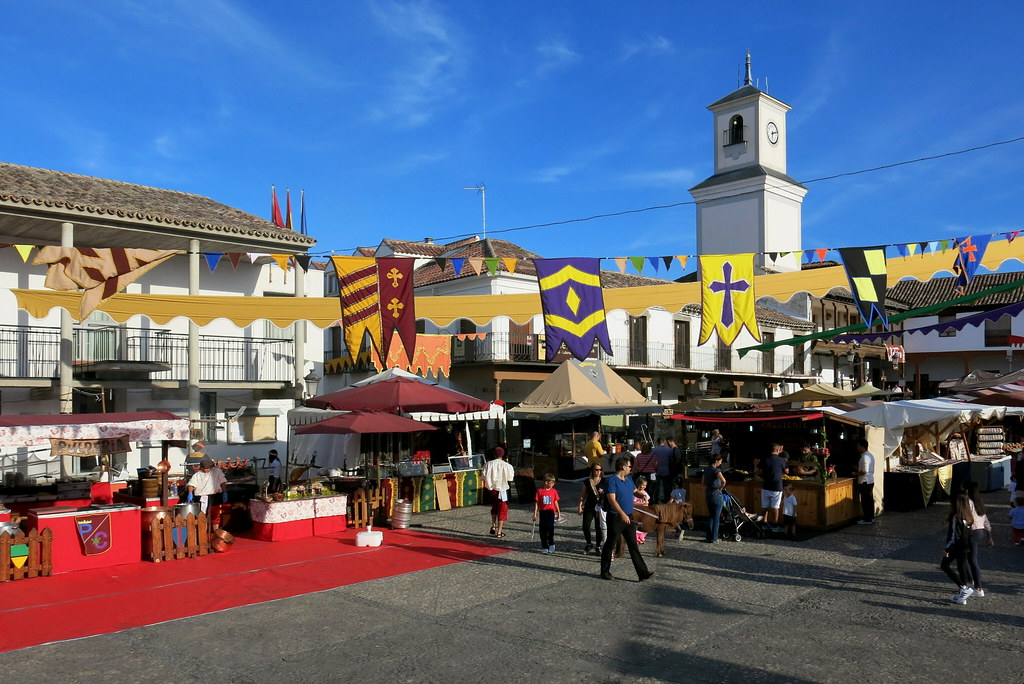 Valdemoro, Feria Barroca de 2016