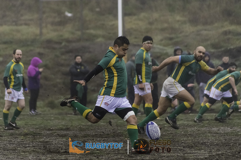 Match: Rio Grande RHC vs Ushuaia RC - 20161001