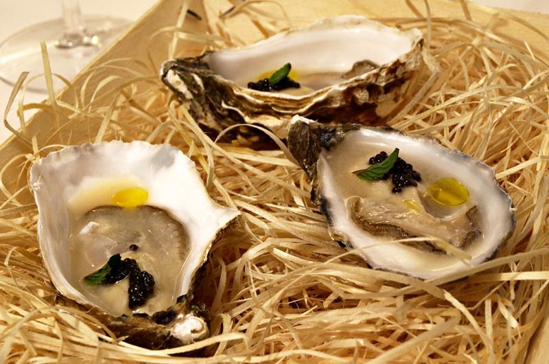 Oysters, El Rincon de Juan Carlos, Los Gigantes, Tenerife