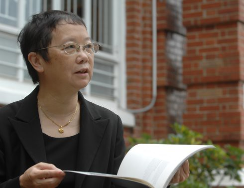 69, CHAN, Vanessa retired from the University of Hong Kong: I am a journalist, I have is credibility