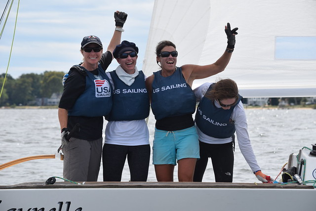 2016 U.S. Women's Match Racing Championship
