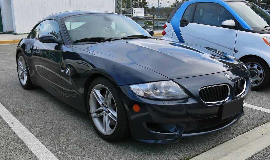 2006-08 BMW Z4 M coupe | Custom_Cab | Flickr