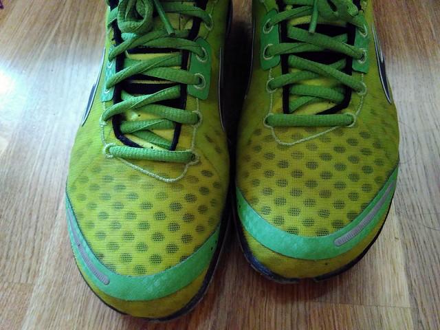 Las zapatillas de correr, unas buenas amigas