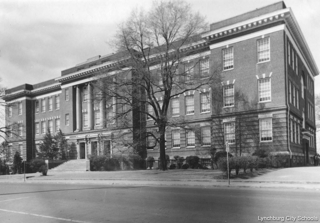 Lynchburg City Schools Building