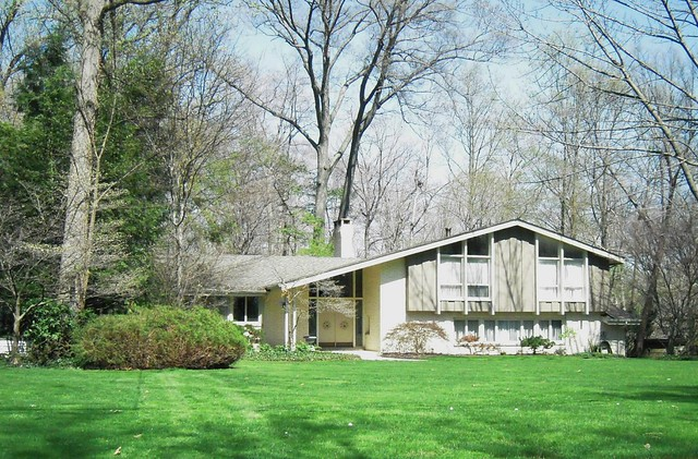 Mid 20th Century Modern Ohio Homes Flickr