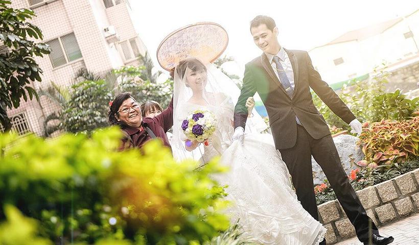 【婚攝記錄】耀智、慧媛-結婚@台南桃山日本料理