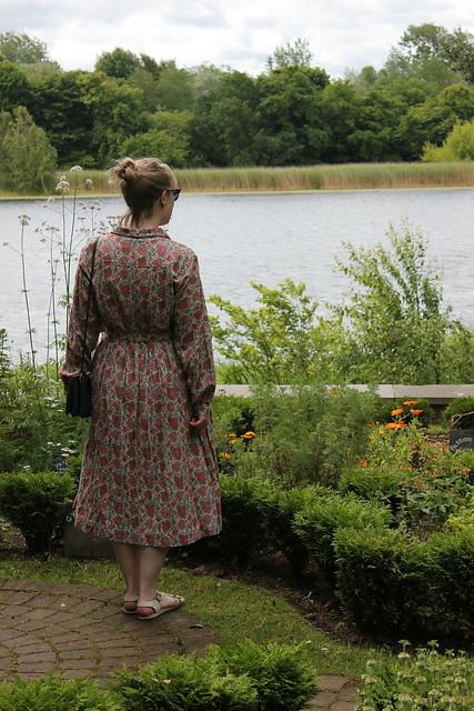 Liberty Autumnal Dress
