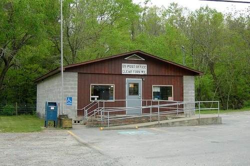 Clear Fork, WV post office | by PMCC Post Office Photos