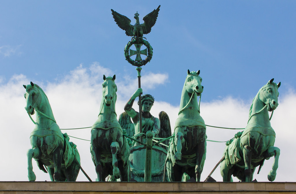 Brandenburg Gate Quadriga Brandenburg Gate Quadriga