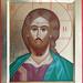 2014 Icône du Christ Pantocrator Le Sauveur - Christ the Savior Icon.  Main de - Hand of : Anne-Marie Naumiak