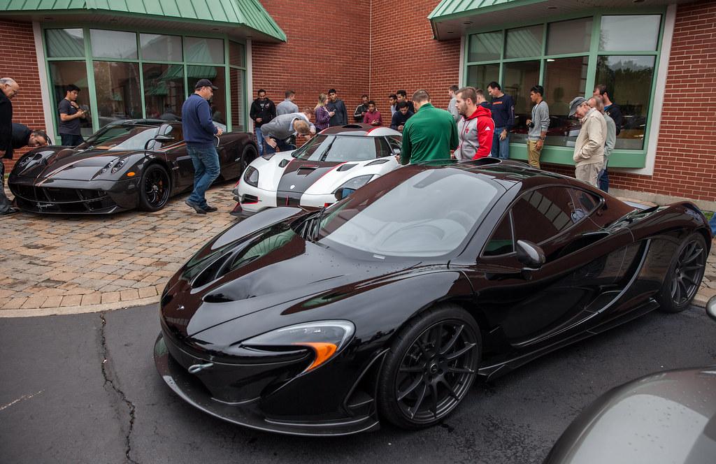 Lake Forest Sports Cars >> Lake Forest Sports Cars 2016 Mclaren P1 Pagani Huayra And Flickr