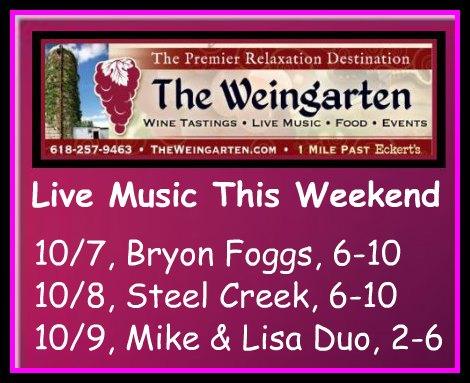 The Weingarten 10-7-16